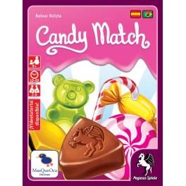 Candy Match juego de cartas