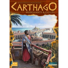 Carthago: merchant and guilds juego de mesa