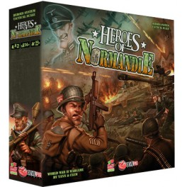 Heroes of Normandie juego de mesa