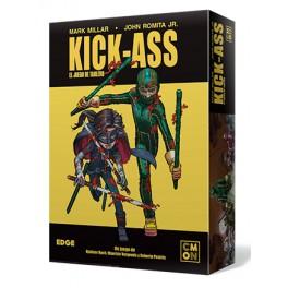 Kick-Ass: El juego de tablero - juego de mesa