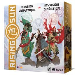 Rising Sun: Invasion Dinastica - expansión juego de mesa
