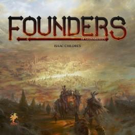 Founders of Gloomhaven - juego de mesa
