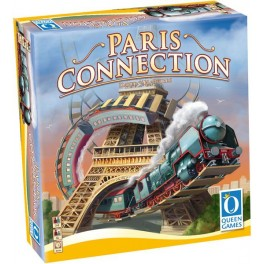 Paris Connection - juego de mesa