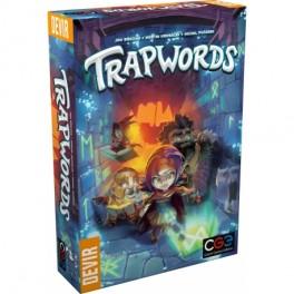 Trapwords - juego de cartas