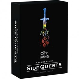 The City of Kings: Ancient Allies Side Quest Pack - expansión juego de mesa