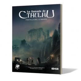 La llamada de Cthulhu: Pantalla del Guardian - Nueva edicion - suplemento de rol
