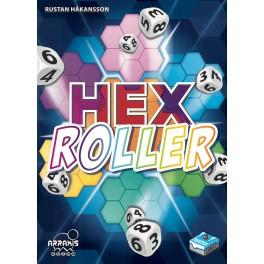 HexRoller - juego de dados