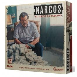 Narcos: el juego de tablero - juego de mesa