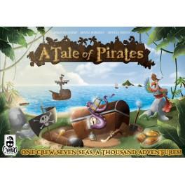 A Tale of Pirates - juego de mesa