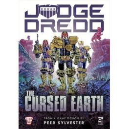 Judge Dredd: The Cursed Earth - juego de cartas