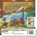 Stephensons Rocket: Eastern Usa and China - expansión juego de mesa