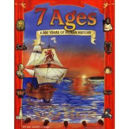 7 Ages: 6000 Years of Human History - juego de mesa