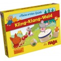 Mis primeros juegos: El bosque Tin Tan - juego de mesa para niños