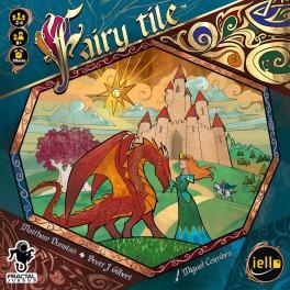 Fairy Tile - juego de mesa