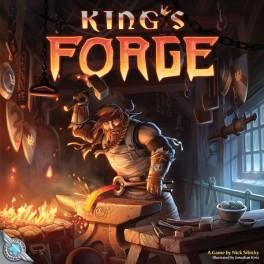 Kings Forge - Tercera edicion - juego de cartas