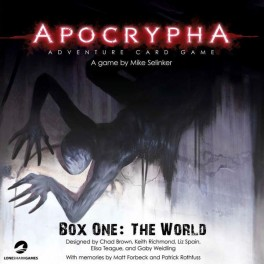 Apocrypha Adventure Card Game - juego de cartas