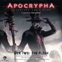 Apocrypha Adventure Card Game: The Flesh Expansion - expansión juego de cartas