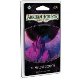 Arkham Horror: El nombre secreto - expansión juego de cartas