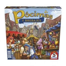 Pocimas y Brebajes - juego de mesa