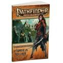 Pathfinder La Calavera de la Serpiente 3: La Ciudad de las Siete Lanzas - suplemento de rol