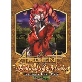 Argent: Festival of Masks - expansión juego de mesa