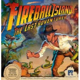 Fireball island: the curse of vul-kar - the last adventurer - expansión juego de mesa