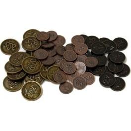 Sword and Sorcery: Metal Coins - accesorio juego de mesa