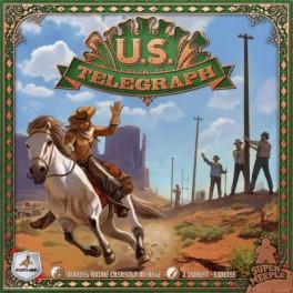 US Telegraph - juego de mesa