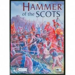Hammer of the Scots - juego de mesa