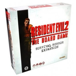Resident Evil 2 - The Board Game: Survival Horror Expansion - expansión juego de mesa