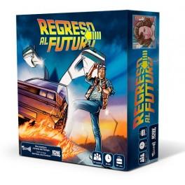 Regreso al Futuro - El juego de mesa