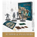 Harry Potter Miniatures Adventure Game: Scabior y Carroñeros