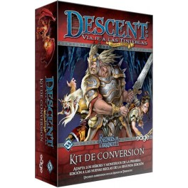 descent kit de conversion
