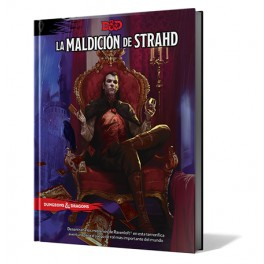 Dungeons and Dragons: La Maldicion de Strahd