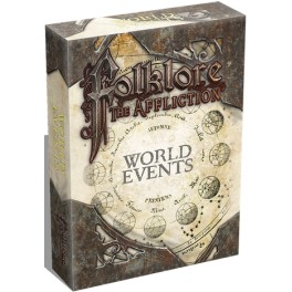 Folklore The Affliction: World Events - expansión juego de mesa