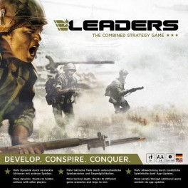Leaders: The Combined Strategy Game (edicion 2018) - juego de mesa