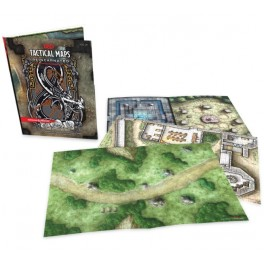 Dungeons and Dragons Tactical Maps Reincarnated - suplemento de rol