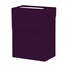 Deck Box Morada Ultra Pro - accesorio para cartas