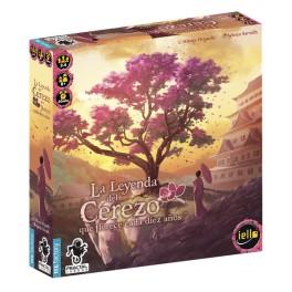 La Leyenda del Cerezo que florece cada diez años - juego de mesa