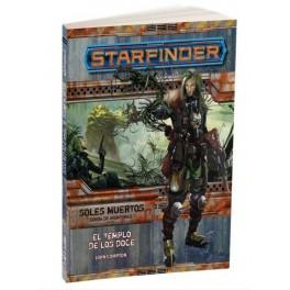 Starfinder: Soles Muertos 2. El Templo de los Doce - suplemento de rol