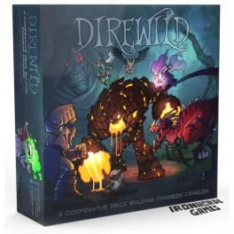 Direwild: Miniatures Edition - juego de mesa