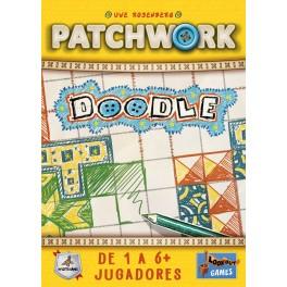 Patchwork Doodle - juego de mesa