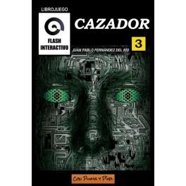 Cazador (Flash Interactivo 3) - Libro juego