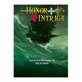 Honor + Intriga: Libro de Aventuras - suplemento de rol
