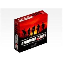 Amanecer zombi juego de mesa