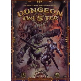 dungeon twister juego de mesa