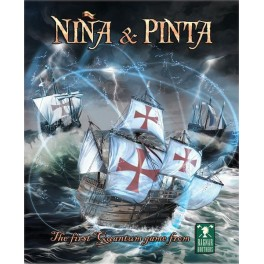 Niña y Pinta - segunda mano
