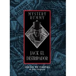 Mystery Rummy: Jack el destripador - Segunda Mano