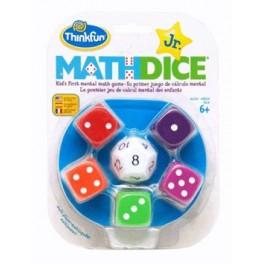Math Dice JR - juego de mesa para niños