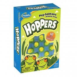 Hoppers - juego de mesa para niños